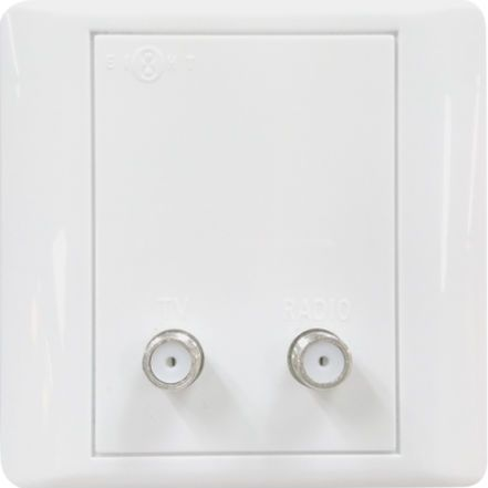 TV25F Wallplates