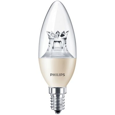Philips MAS LEDcandle DT 燈膽